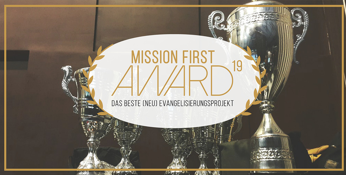 Mission First Award